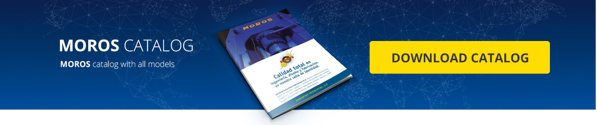 Download your MOROS Catalog with all the models for your business